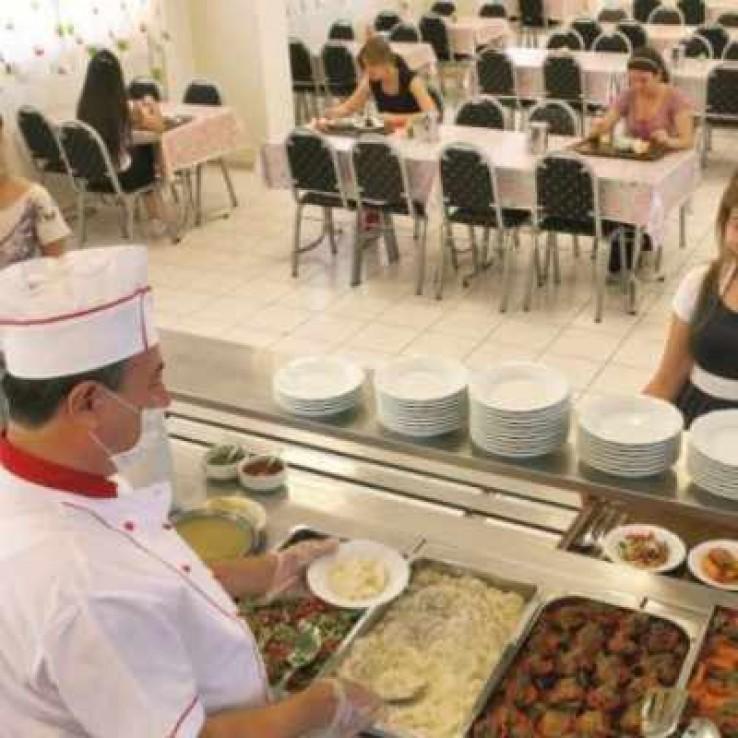 davlumbaz imalat - yemekhane